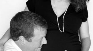 Как относиться мужу к беременной жене