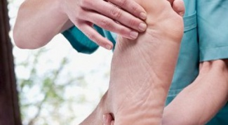 How to treat arthrosis of the ankle joint