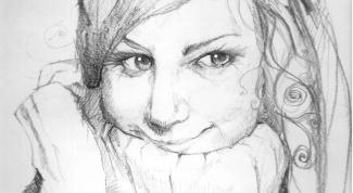 Как рисовать человеческое лицо