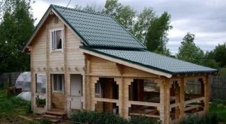 Как построить дешевый домик