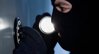 Как поймать грабителя