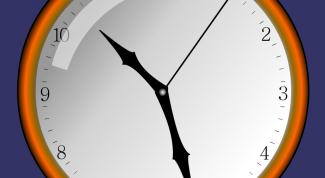 Как создать часы во flash