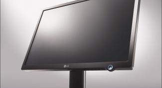 Как подключить монитор LG