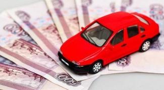 Как рассчитать сумму транспортного налога