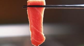 Как нарезать красную рыбу