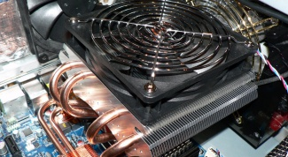 Как сделать вентилятор тише