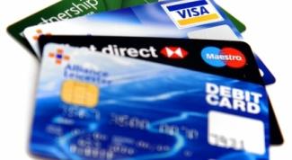 Как оплатить телефон с банковской карты