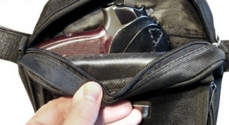 How to sew a holster