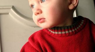 Как связать спицами детский свитер