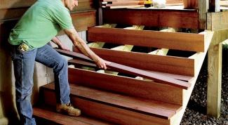 Как рассчитать деревянную лестницу