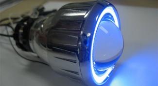 Как поменять ксеноновую лампу