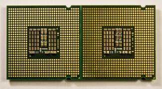Как узнать тип процессора