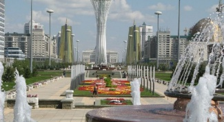 Как оформить визу в Казахстан