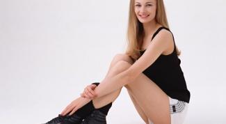 Как уменьшить колени