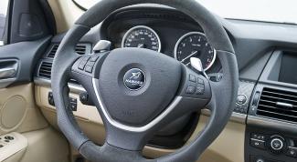 Как установить спортивный руль