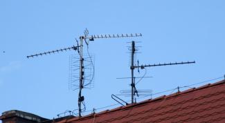 Как подключить телевизор к антенне