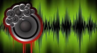 Как вытянуть звук
