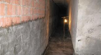 Как осушить подвал