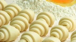 How to prepare dough