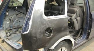 Как сделать самому ремонт кузова