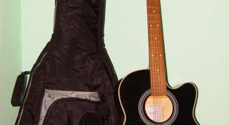 Как сшить чехол для гитары