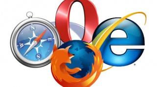 Как открыть интернет браузер