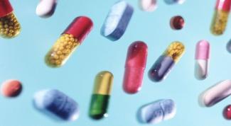 Как проглотить таблетку