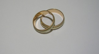 How to consecrate rings