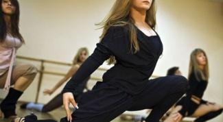 Как поступить на хореографа