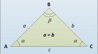 How to find length of base of isosceles triangle