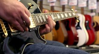 Как купить хорошую гитару