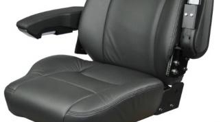 Как починить офисное кресло