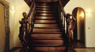 Как облицевать лестницу