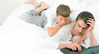 Как наладить отношения с отчимом