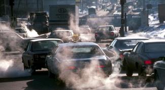 Как защитить атмосферу