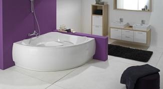 Как собрать акриловую ванну