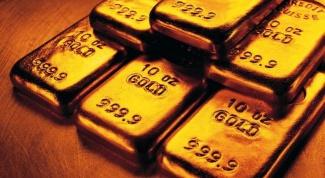 Как купить золото на бирже