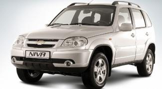 Как купить автомобиль Chevrolet Niva