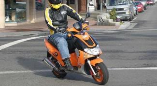 Как оформить скутер