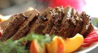 Как сварить вкусно говядину