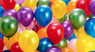 устроить праздник ребенку в день рождения
