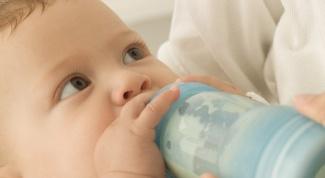 Как отучить малыша есть ночью