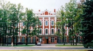 Как поступить в институт в Санкт-Петербурге в 2017 году