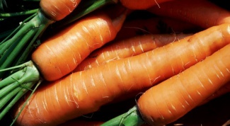 How to peel carrots