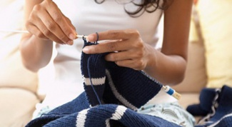 How to master the course knitting