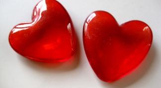 Как нарисовать объемное сердце