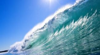 Как получить цвет морской волны
