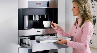 How to clean the coffee machine