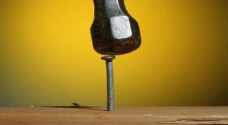 Как выкрутить ржавый гвоздь