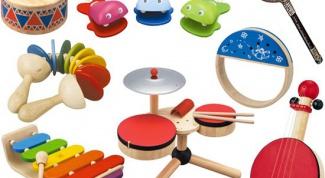 Как музыкальные игрушки влияют на развитие ребенка